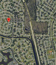 A house fire in the 200 block of Southwest Kentwood Road left two Port St. Lucie families temporarily without a home, and prompted the assistance of the American Red Cross Palm Beach & Treasure Coast Chapter after St. Lucie County Fire District had put out the fire around 8:30 p.m. April 20, 2020, fire officials said.