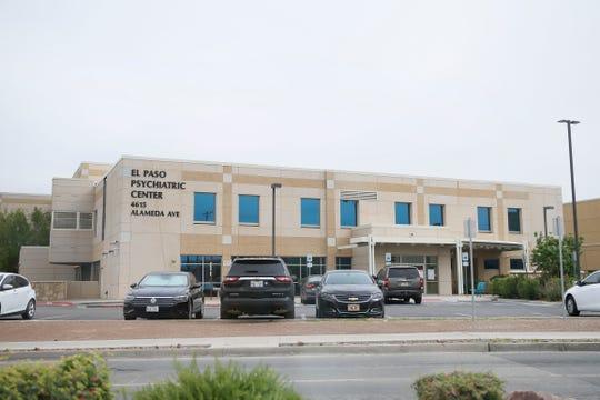 El Paso Psychiatric Center Friday, April 17, in El Paso.