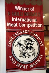 The Lodi Sausage Company has built a reputation for fine meat products and has won many awards over the decades it has been in business in this Columbia County community.