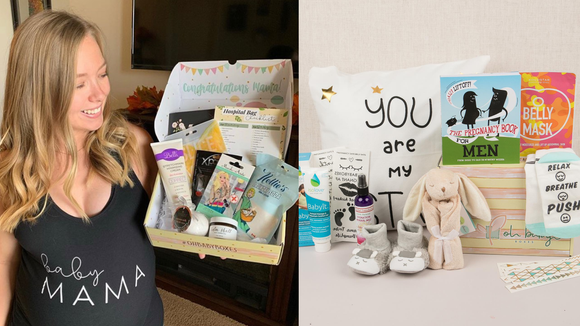 Make the transition from mama-to-be to mama easier with Oh Baby.