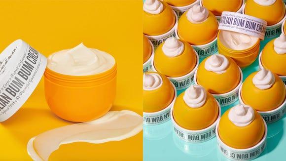 Moisturize all over with the Sol de Janeiro Brazilian Bum Bum Cream.