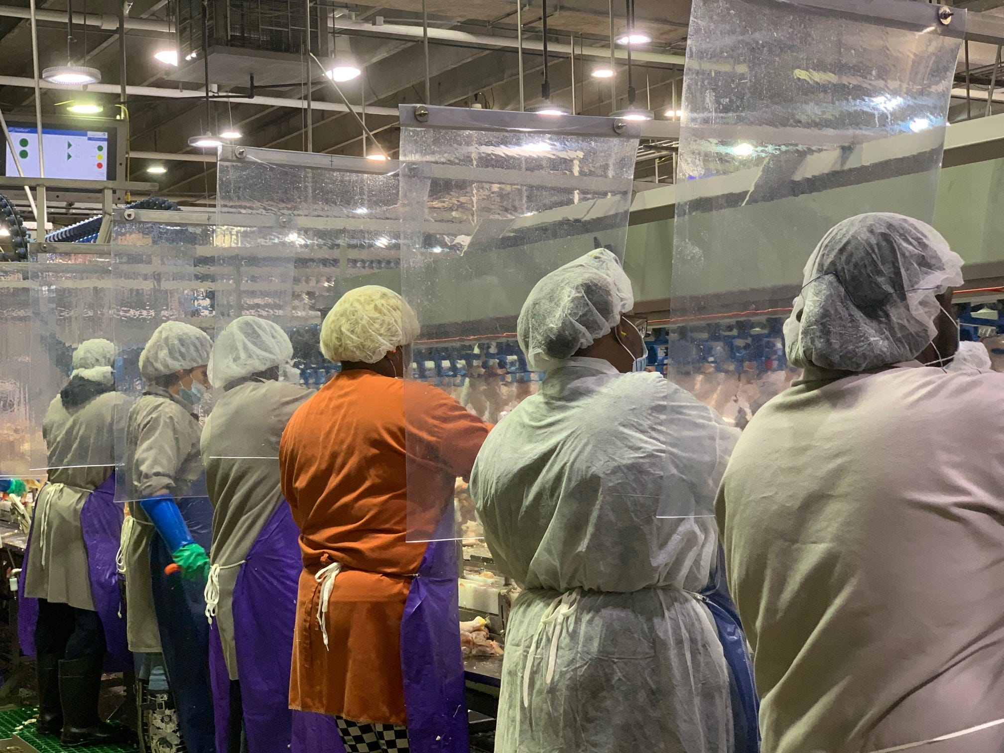 Meatpacking plants COVID may force choice of worker health or food