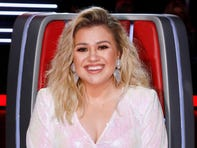 Kelly Clarkson has won three times as a coach.