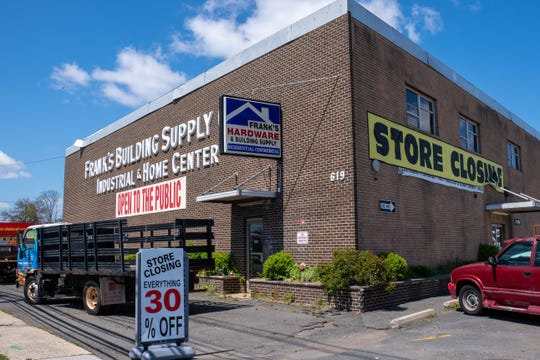 Frank's Hardware & Building Supply has operated at619 Route 27 in Somerset since 1947.