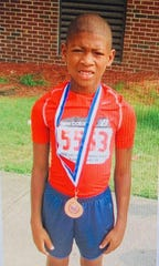 Clemson defensive standout Isaiah Simmons won his first track and field medal as a 7-year-old filling in on a relay team in Olathe, Kansas.