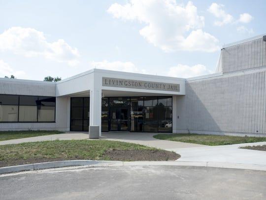 The Livingston County Jail.