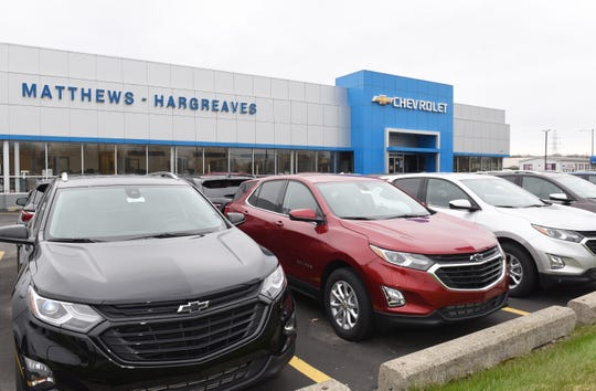 Matthew Hargreaves Chevrolet in Royal Oak is among dealers that have begun selling cars online during the pandemic. The dealership's general manager says that when showrooms are allowed to reopen, it will proceed with caution.