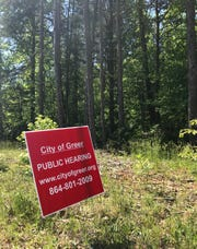 More townhouses are proposed for the city of Greer