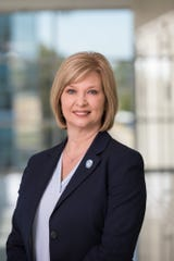 Dr. Louann Woodward is the vice chancellor for health affairs and dean of the School of Medicine at the University of Mississippi Medical Center.