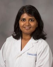Dr. Bhagyashri Navalkele is medical director of  infection prevention and control at the University of Mississippi Medical Center.