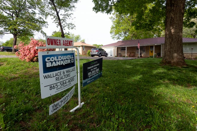 Knoxville's housing market has been on a wild ride in recent months. The pandemic, low mortgage rates and a small supply of homes all play a factor.