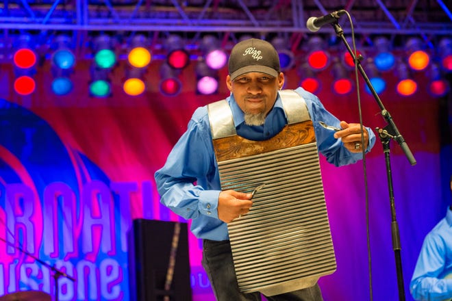 Festivals Acadiens et Creoles Presents Curley Taylor & Zydeco Trouble. Wednesday, April 25, 2018.