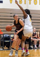 Sophie Dziekan scored 1,086 points and grabbed 739 rebounds during her four seasons at Brighton.