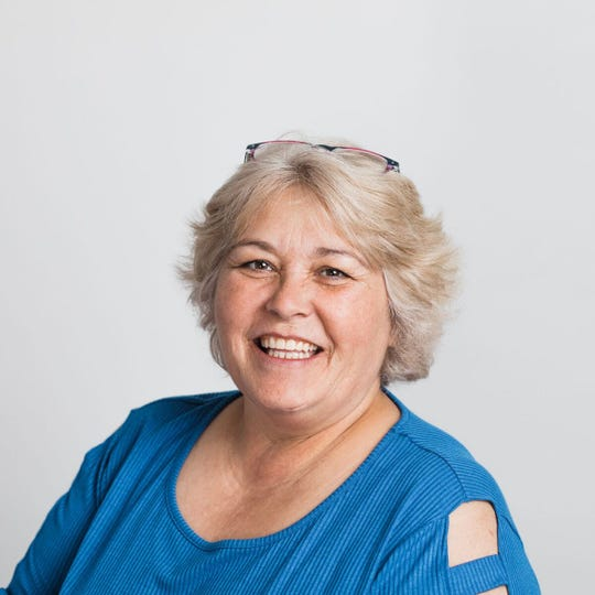 Leilani Krause is the director of nursing at Treyton Oak Towers, a senior facility in Louisville, Kentucky.