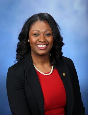 State Representative Sarah Anthony, D-Lansing.