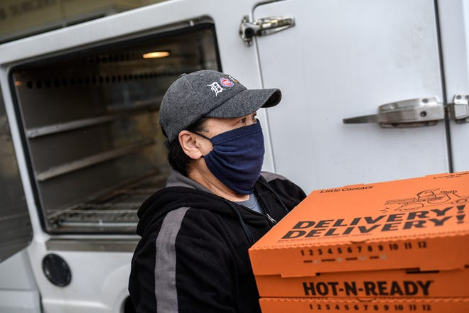 According to a recent study, Little Caesars has been the preferred pizza provider for residents in 24 states since the spread of COVID-19 began.