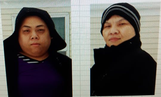 Julie Thao, left, and Pao C. Vang, right, were last seen around 12:30 p.m. April 21, according to police.