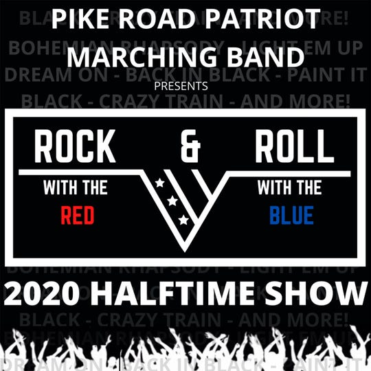 The  Pike Road Patriot Marching Band has released its 2020 Halftime Show. The first group of Pike Road majorettes will join the band on the field this fall.