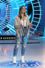 Grace Leer auditions for 'American Idol'