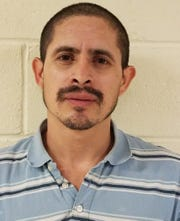 Leonel Dejesus Alvarado, 36, was charged with the sexual assault of two minors, authorities said.  April 22, 2020.