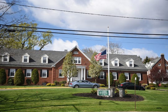 Christian Health Care Center in Wyckoff on April 22, 2020.