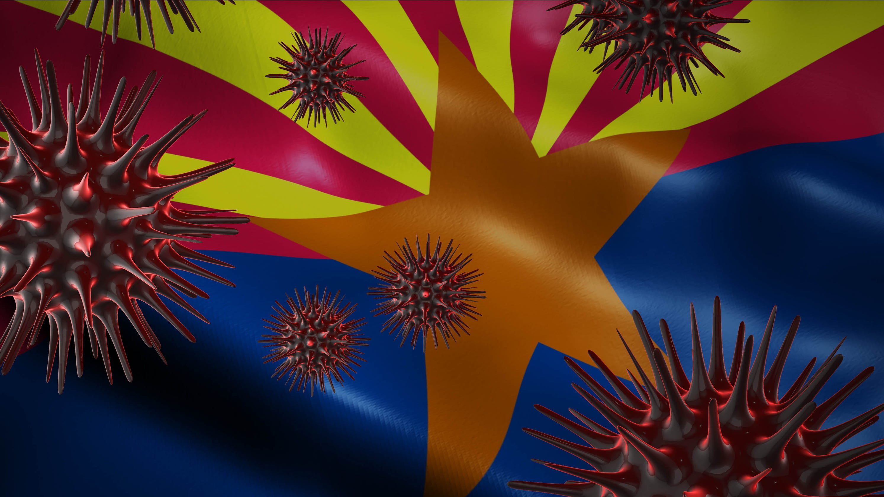 Arizona is now No. 1 in the world for coronavirus but some Arizonans say it's no big deal