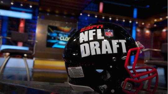 NFL Draft 2020, por ESPN Deportes.