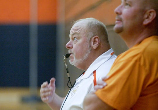 Joe Detz spent more than 35 years coaching basketball in the region.