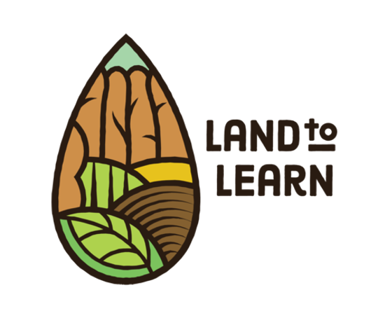 Emily Sylvester, a freelance graphic designer who lives in Beacon, created Land to Learn's beautiful new logo and look.