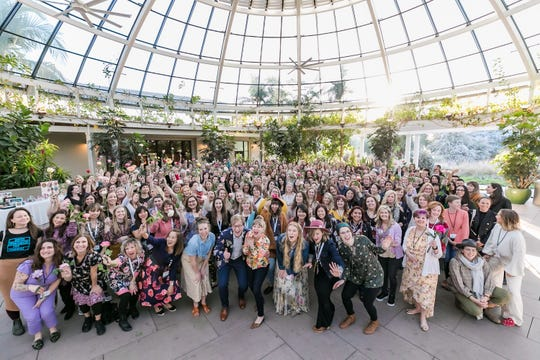 Team Flower also hosts an annual conference that provides networking opportunities for those in the flower business.