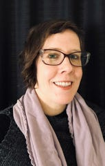 Sarah Strahl, librarian for the city of Salem, Oregon