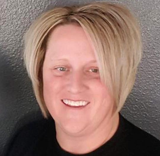 Julie Williams, San Angelo Central volleyball coach