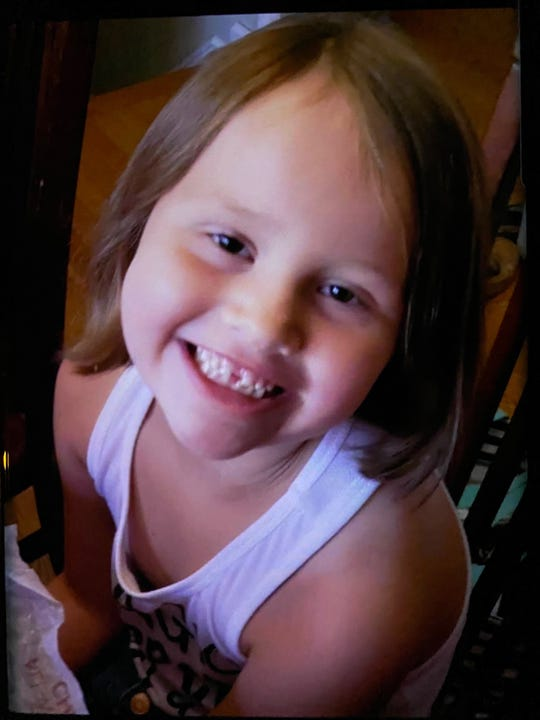 Emma Allison is believed to be in danger, according to State Police.