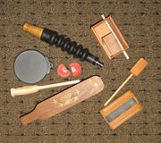 Hunters can use several tools to attract turkeys.