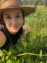 Lilly Anderson-Messec is vice president of the Magnolia Chapter Florida Native Plant Society, an employee of Native Nurseries and Director of FNPS TorreyaKeepers Project.