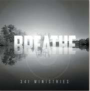 "Cover of 341's new album, ""Breathe"""