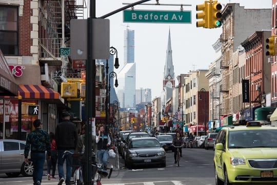 """Girls"" filmed extensively in Greenpoint, Brooklyn"