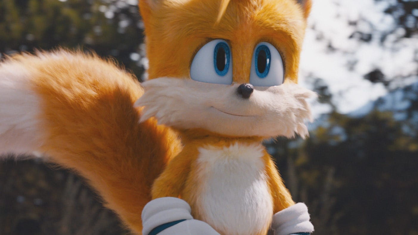 Sonic The Hedgehog Tails Surprise Is Big As Wild Journey Rolls On