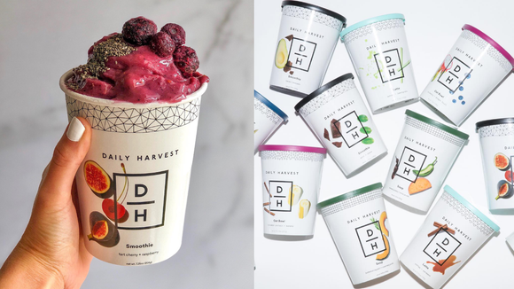 Best gifts for husbands 2020: Daily Harvest Smoothies