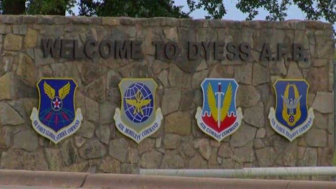 Dyess Air Force Base in Abilene, Texas