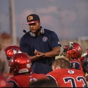 Defensive coordinator Greg Underwood has been named Cocoa Beach head football coach. Courtesy of Dan Coe.