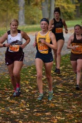 Sari Conner is looking to use this extra training time to push herself in the upcoming cross country season.