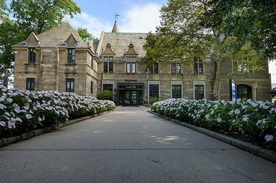 Kean Hall at Kean University in Union.