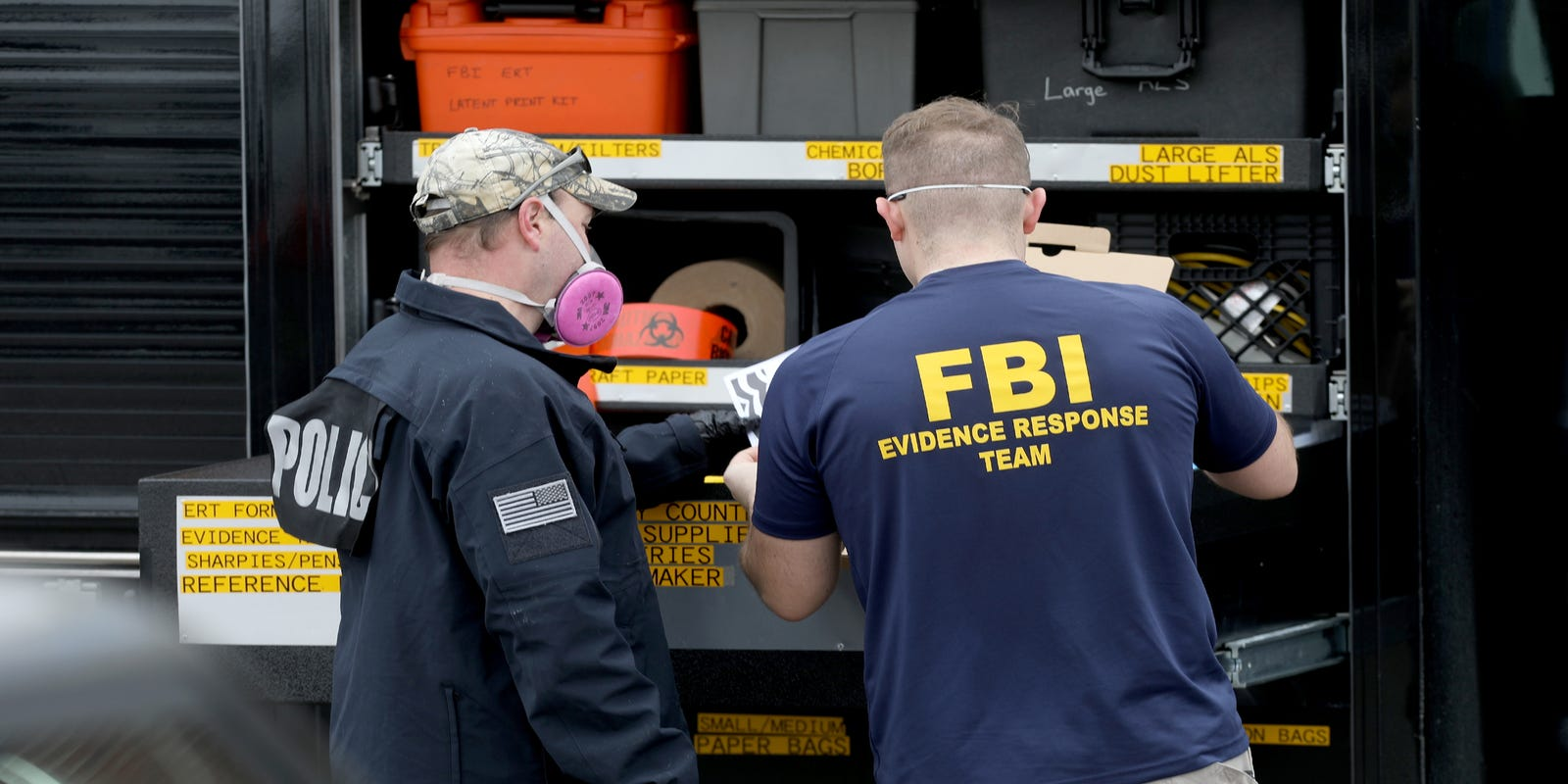 Fbi Raids Allure Medical For Alleged Fraudulent Covid 19 Treatments