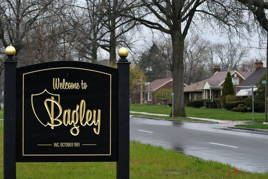 Bagley is in the 48221 ZIP code, one of the ZIP codes with the highest number of COVID-19 cases.