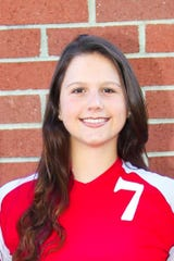 Abbie O'Ferrell, LaBelle volleyball
