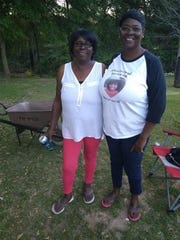 JoAnn Easterling, left, and daughter Nina Adams of Jefferson Davis County were killed in a tornado that struck Bassfield, Miss., on Easter Sunday, April 12, 2020.