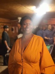 Nina Adams, 44, was killed in a tornado that hit Bassfield, Miss., on Easter Sunday, April 12, 2020.