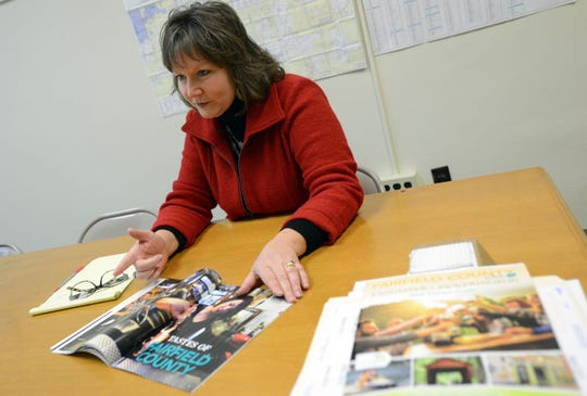 Visit Fairfield County Ohio Executive Director Jonett Haberfield, shown in this Eagle-Gazette file photo, said she's asking potential visitors to the area to plan their visit now and come when the coronavirus pandemic is over.