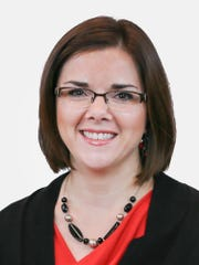 Ohio State University Extension Office educator for family and consumer sciences Shannon Carter